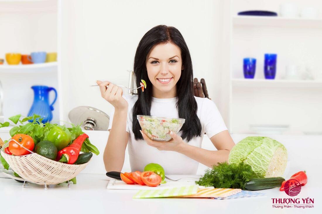 Áp dụng ngay thực đơn 7 ngày sau sinh mổ để vừa cung cấp đủ dinh dưỡng