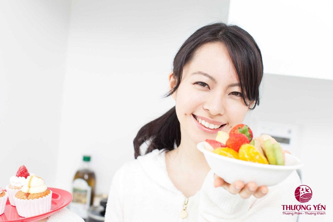 Các loại rau, củ quả rất tốt cho mẹ sau sinh