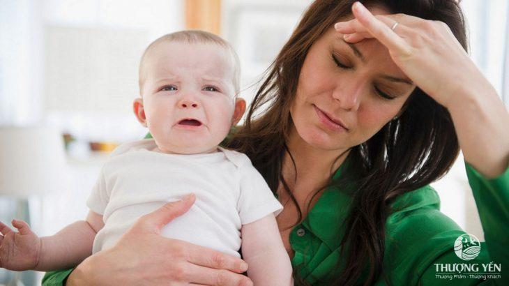 Mất ngủ sau sinh là tình trạng mà hầu như đến 99.9% các mẹ gặp phải.