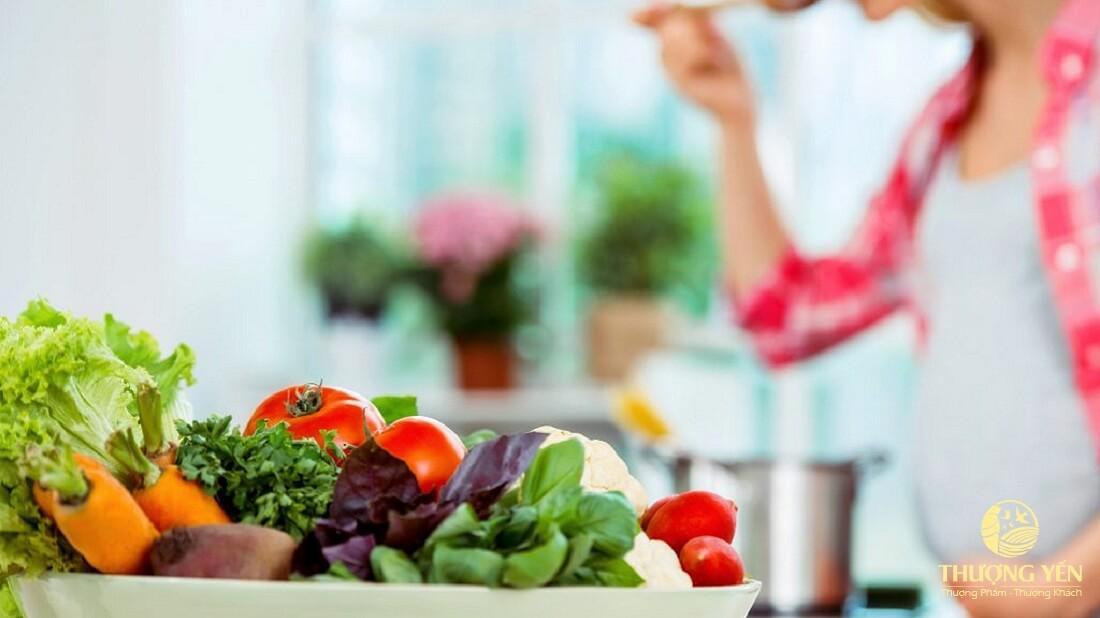Từ A đến Z về chế độ dinh dưỡng cho bà bầu