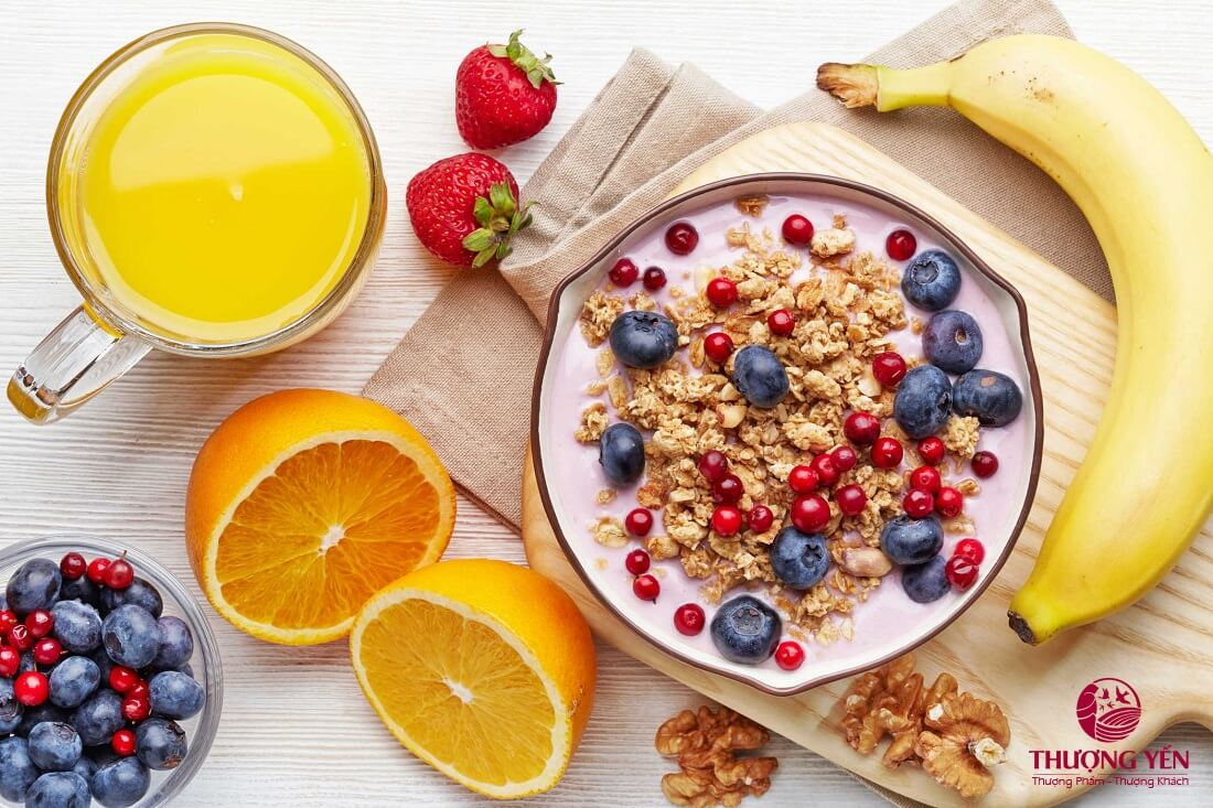 Một số thực phẩm giàu vitamin