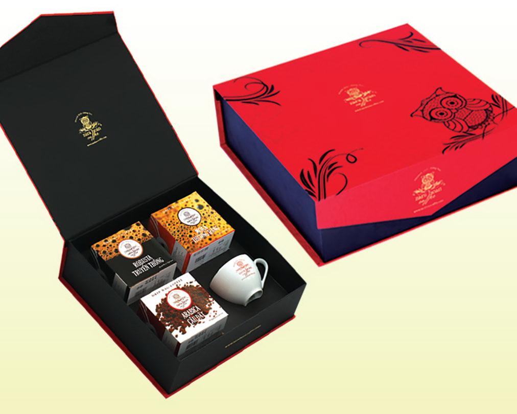 Chọn Cà phê Arabica (Cà phê Chè) làm quà tặng đối tác