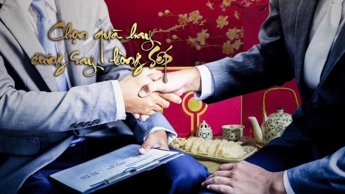 Quà tặng doanh nghiệp thường được sử dụng trong những sự kiện quảng bá chiến lược mới của cty
