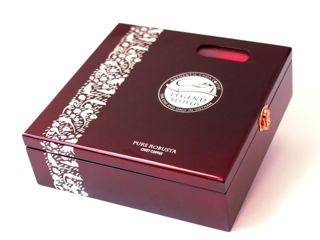 Chọn Cà phê Robusta (Cafe Vối) làm quà tặng doanh nghiệp