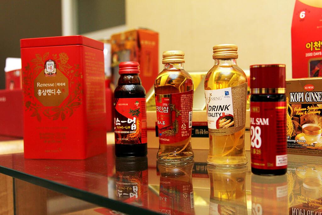 Chọn sâm Triều Tiên làm quà tặng doanh nghiệp