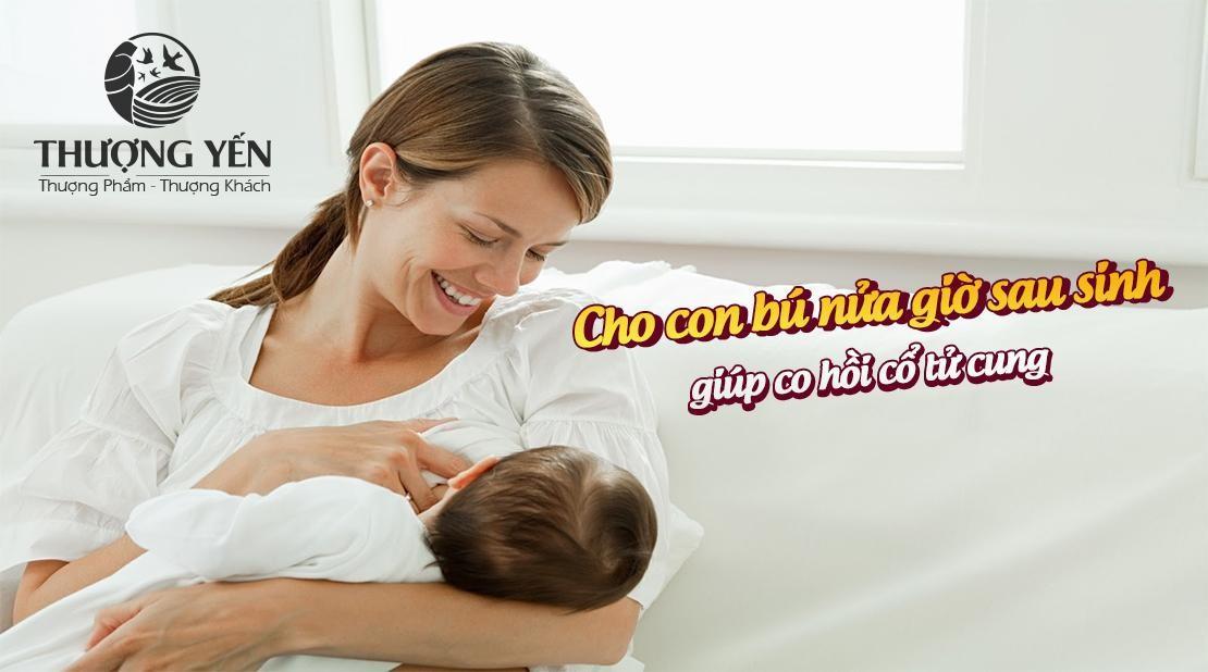 Chọn thực phẩm thời kỳ sau sinh cho mẹ bầu