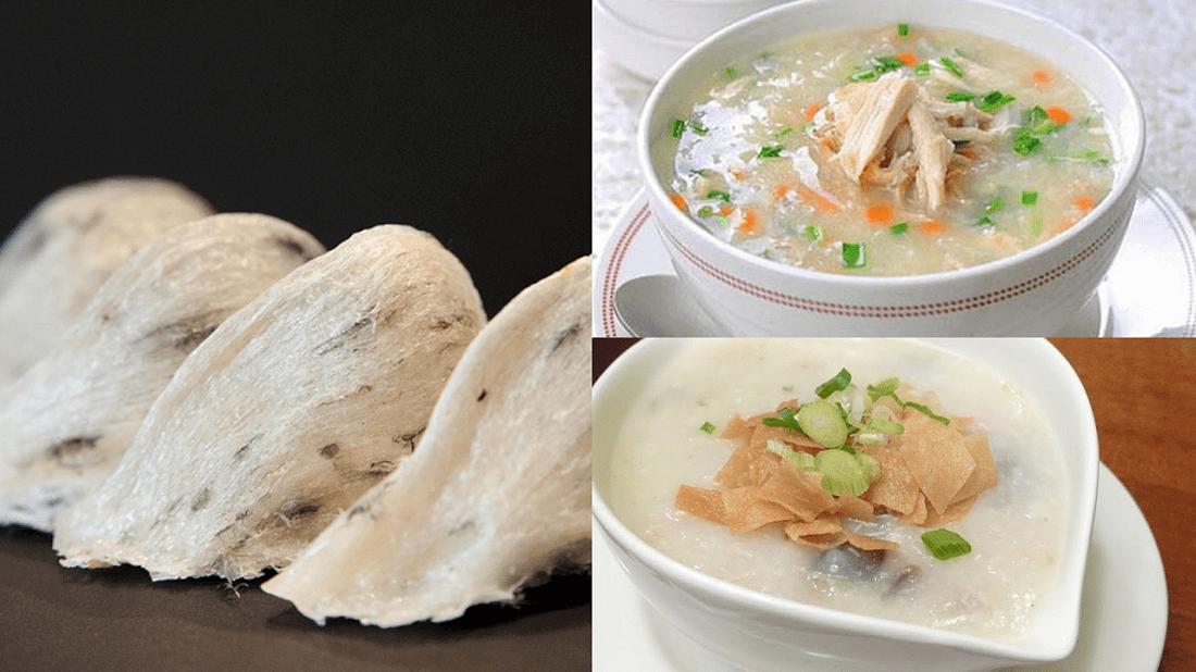 Cách nấu cháo tổ yến ăn liền cho sức khỏe đầy tràn