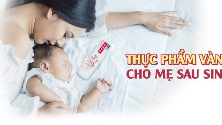Mẹ sau sinh có được uống nước yến hay không?