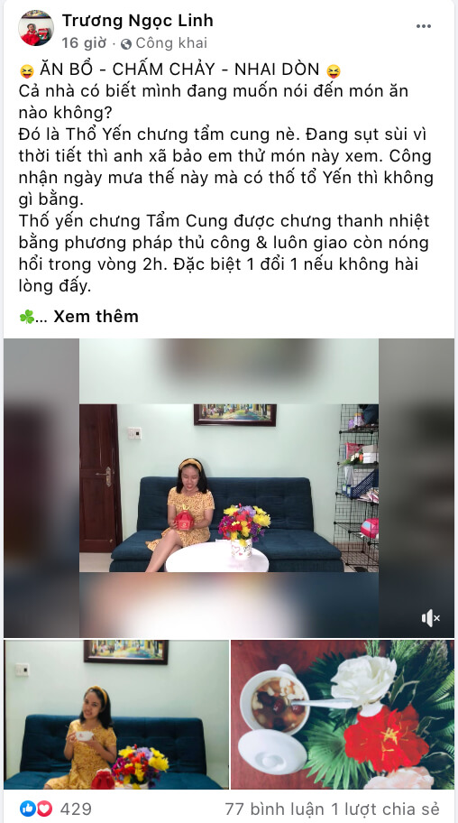 Trương Ngọc Linh