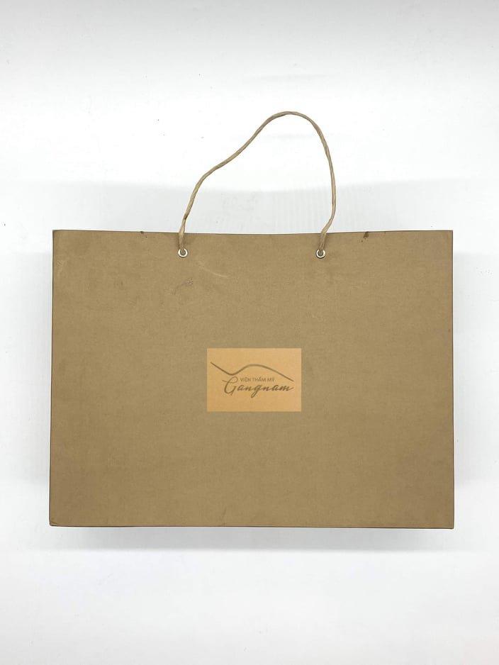 Túi Giấy Lụa Sành 2021 - Duyệt Mẫu TMV Kangnam