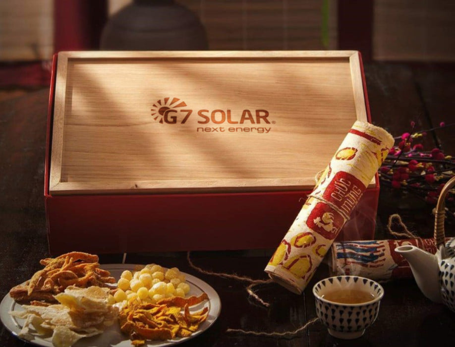 Hộp Dó Gỗ 2021 Đã Duyệt Mẫu Công ty G7solar